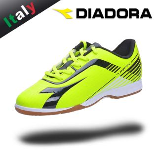 Diadora 7 FIFTY ID 兒童足球平底鞋 DA170896-C0001